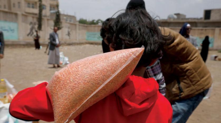 مئات الأسر اليمنية المشردة في البيضاء تستغيث بالحكومة