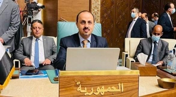 الإرياني: الحوثي يرتكب جرائم حرب في محافظة مأرب