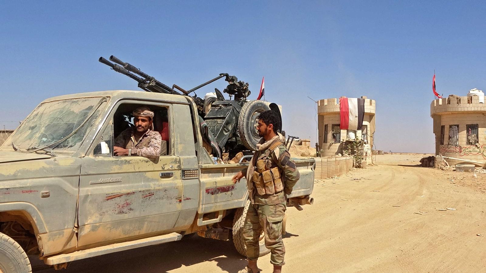 ما تأثير سيطرة ميليشيات الحوثي على مديريتي الجوبة وجبل مراد على مسار الحرب في اليمن؟