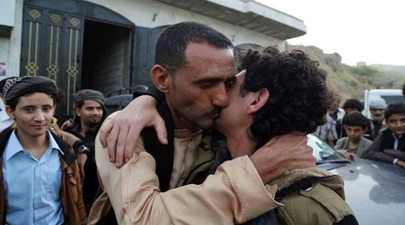 تبادل أسرى بين الحكومة اليمنية والحوثيين
